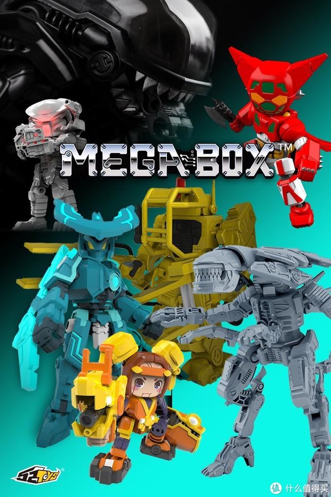 玩模总动员:52TOYS完成新一轮融资,漫威MEGABOX系列启动!