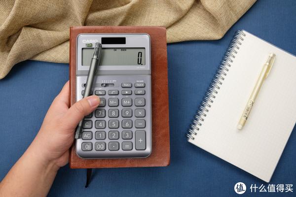 日常必备物让我海淘税率计算、汇率兑换更精准:卡西欧JW200SC计算器