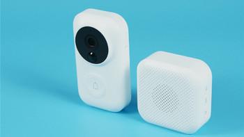 小米 叮零智能视频门铃包装设计(LOGO 盖板 摄像头)