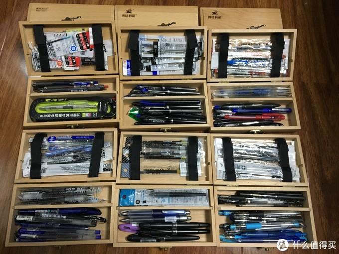 几款办公用笔推荐:小米、派通、卡达、红环、凌美、辉柏嘉…有你用过的吗?