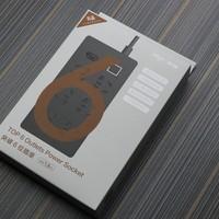 小米有品 插线板外观设计(外壳|开关|电源线)