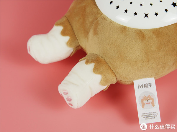 「超逸酷玩」小柴哄睡机陪伴入眠宝宝的好伙伴!