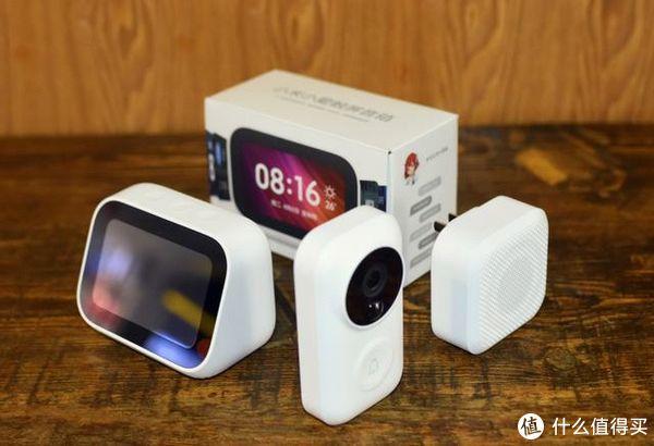 叮零门铃搭配小爱音箱触屏版,雷军发布会提到的产品我都体验了
