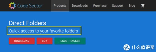 Direct Folders专心解决一个问题