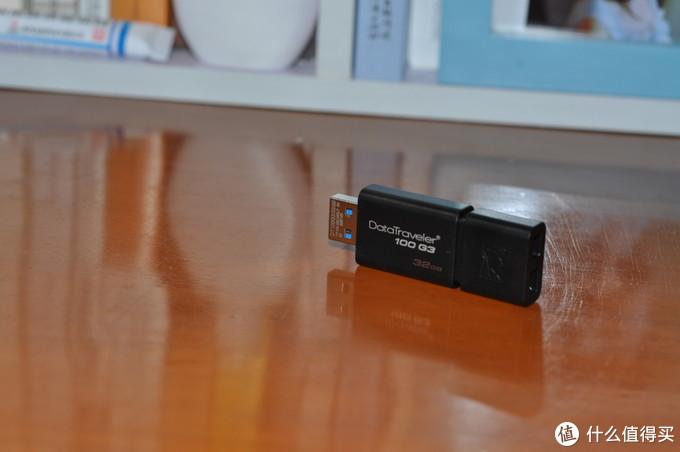 不到40块的金士顿32G3.0优盘使用初体验