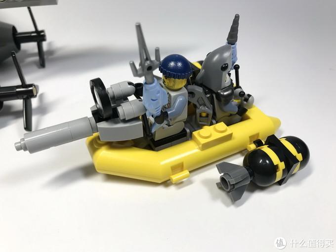 LEGO 乐高 Ninjago 幻影忍者系列 70609 大飞鱼轰炸机