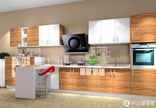 好看又实用的5款橱柜设计,看看别人家的橱柜是怎么设计的