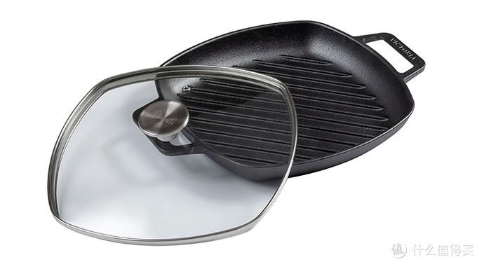 厨具品牌Victoria推出新款铸铁烤盘,适用于烧烤架