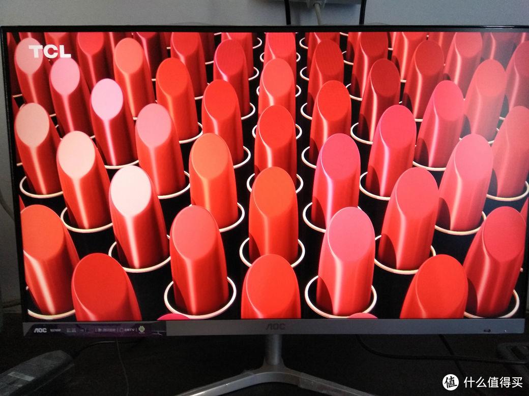 电视盒子+显示器=?本站首晒AOC S2789F 智能一体机