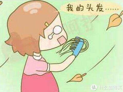关于头发的一点小事(脱发的建议看一下,说不定会有意外惊喜哦)