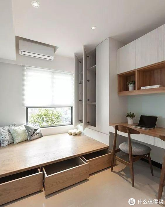 10㎡小房间变出多种功能,看看国外家居博主的设计!