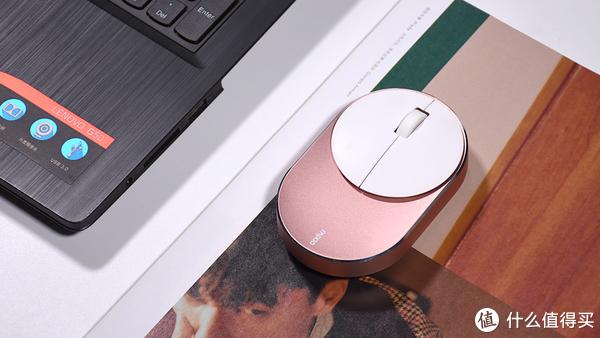 女性用户的全新办公体验丨雷柏M600无线鼠标