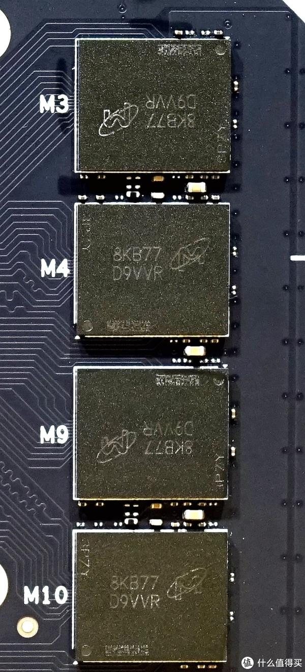 (美光GDDR5显存颗粒,默认频率8000MHz)