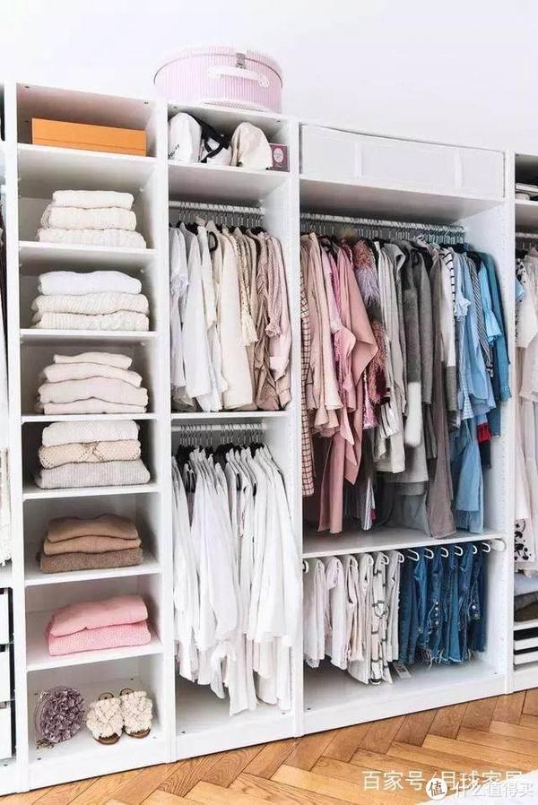 这样设计,一个衣柜就是一个衣帽间