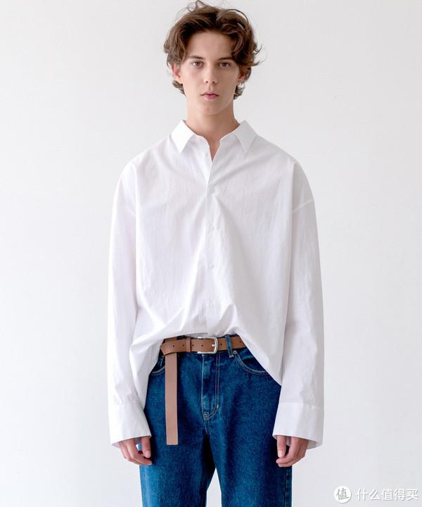 同样是纯色格纹衬衫, 为什么他们穿得就这么好看?