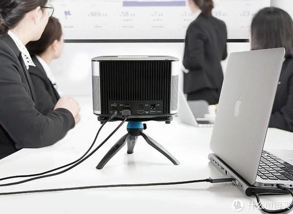 """倍思速享系列 Type-C笔记本音视频HUB扩展坞给""""三剑客""""添几个搭档"""