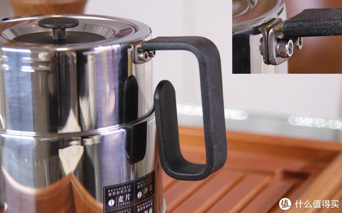 可以拍扁的不锈钢电热水壶,出行喝水再无忧