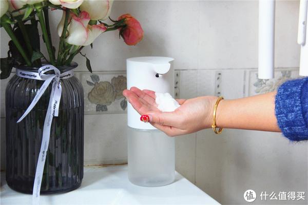 米家自动洗手机套装,让孩子爱上洗手、认真洗手