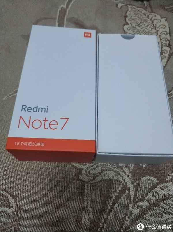 爸妈的手机该换啦!Redmi Note7开箱