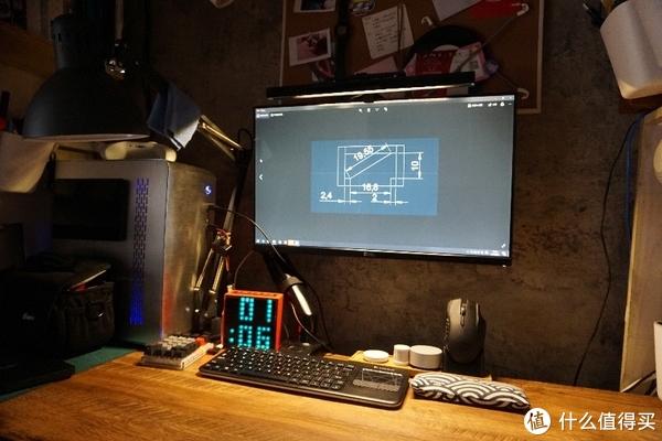 如何用一百块体验80%的屏幕挂灯