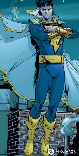 浅谈值得期待的侦探漫画(DC)另一位惊奇队长,魔法超人shazam