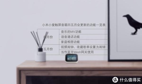 小米小爱触屏音箱—语音助手再升级