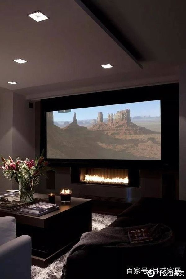 属于自己的小浪漫 简单4步教你打造家庭电影院