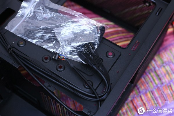 光污染大法好:酷冷至尊T400ARBG风冷散热器上机,顺便晒晒MB520机箱
