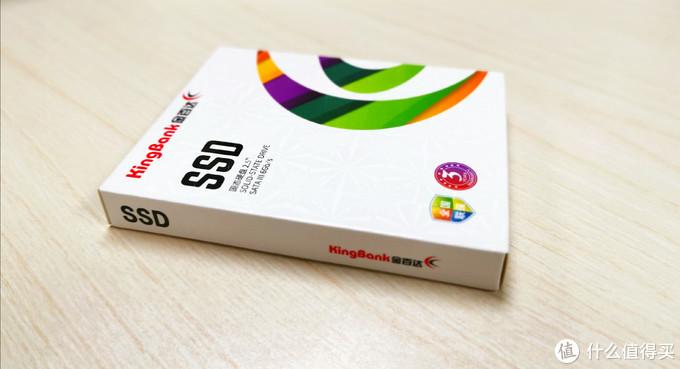 KINGBANK 金百达 KP330 240G SATA3 SSD使用体验