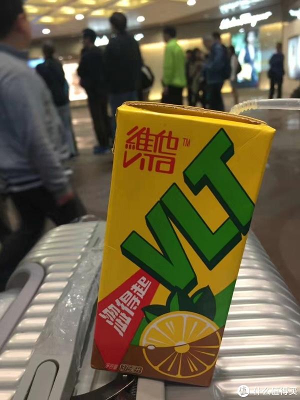 在HK饮维他
