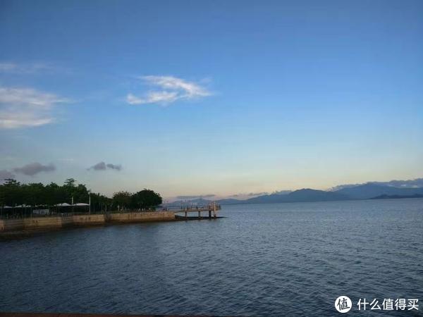 常常跑步的深圳湾公园