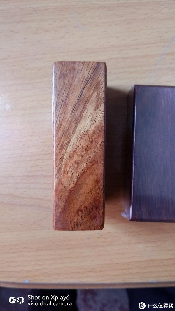 缅甸花梨木盒 33包邮