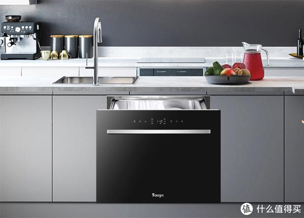 嵌入式洗碗机与其他种类的区别