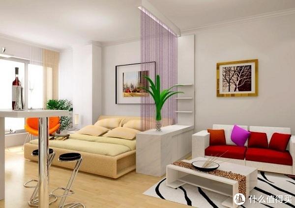 卧室隔断这样设计才好看,不信你看这6款效果图!