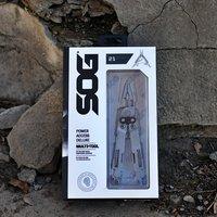 SOG 21合1多功能工具钳外观介绍(包装|logo|材质|结构)