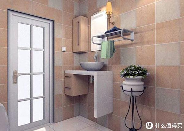 别再抱怨家里卫生间小,学会这几招,干湿分离也能做!
