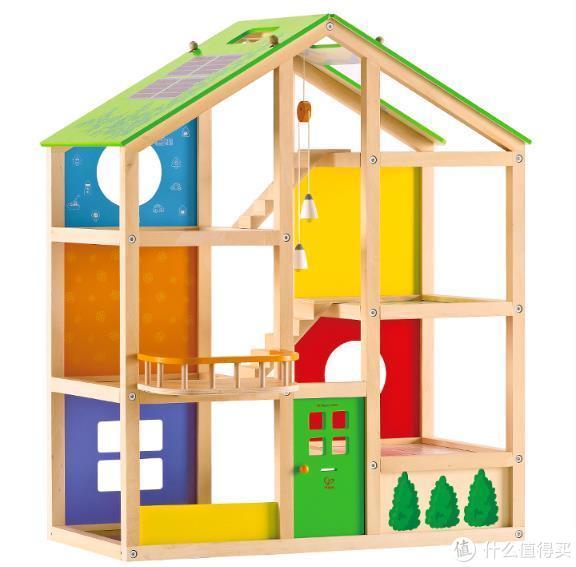 各年龄段的小屋玩具大集合