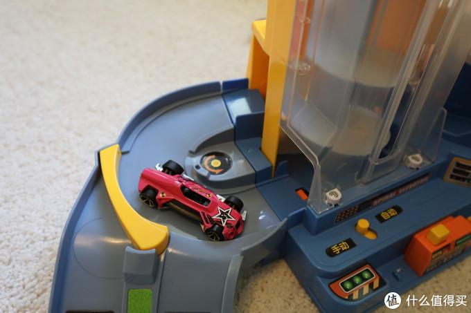 男宝最佳生日礼物 Tomy多美超级汽车大楼把玩