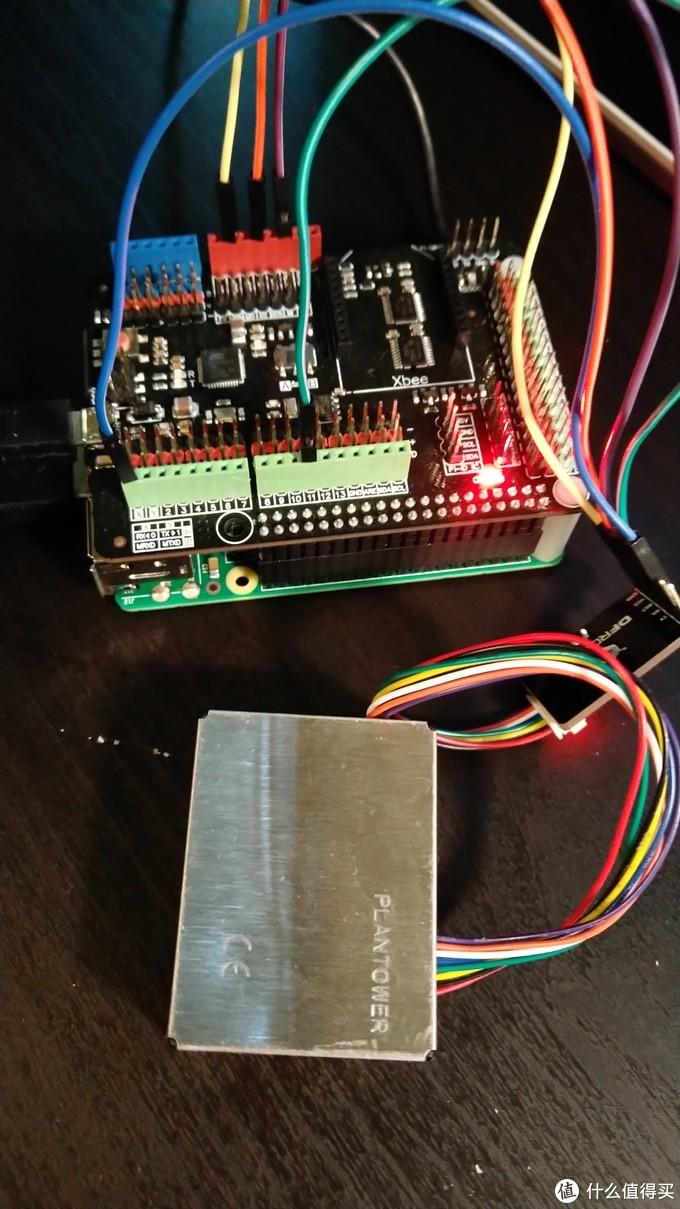 基于Arduino和树莓派打造家庭空气甲醛检测仪