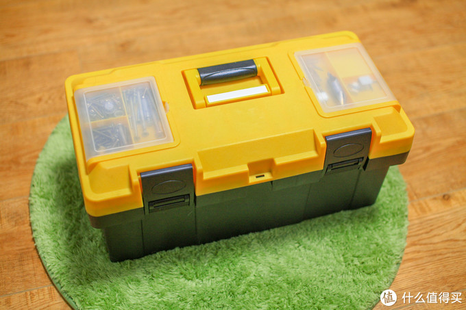 塑料工具箱,工具们的家。