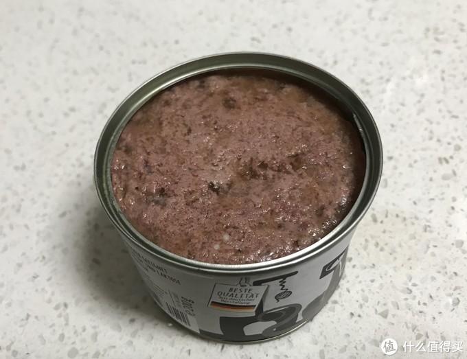 表面平整,颜色较深,肉质细腻度比不上普通系列其他口味