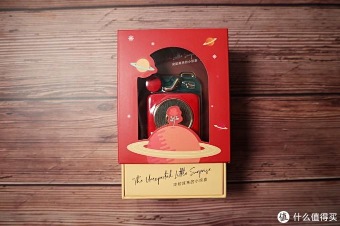 突如其来小惊喜~在值得买的第N天,感受到了来自大妈的爱——B612猫王原子唱机开箱