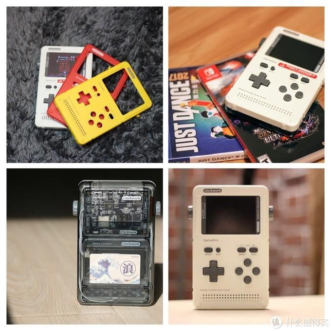 你的复古游戏机、树莓派、开发板、MP4,GameShell 能给你带来无限可能和乐趣
