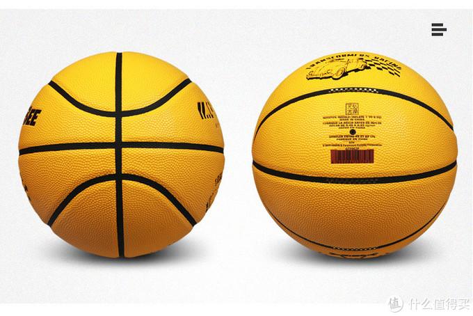 塞伯坦之家:威尔胜&变形金刚大黄蜂推出联名篮球!