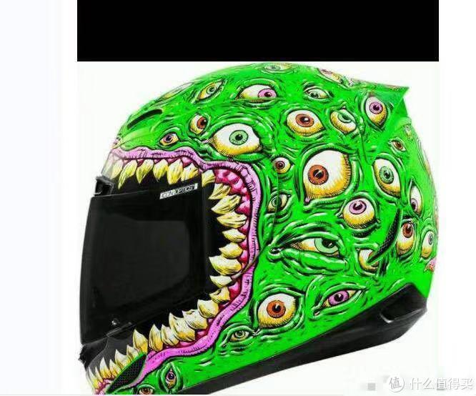 就是这个头盔 强迫症需要屏蔽