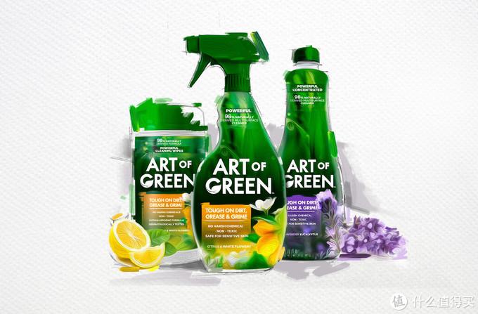 AlEn USA推出新款清洁剂Art of Green,或成为绿色清洁首选