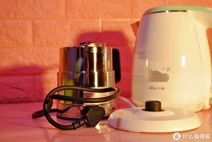 标题党就算了还是看看务实体验Nathome北欧欧慕NSH6510不锈钢旅行折叠电热水壶
