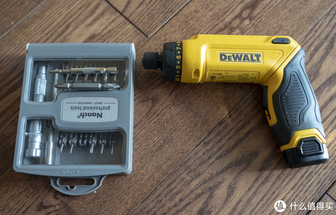 精巧,实用—得伟 DCF680 感应式电动螺丝起子测试报告