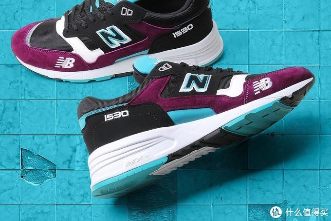 重塑英制经典:New Balance 推全新配色1530纪念鞋款