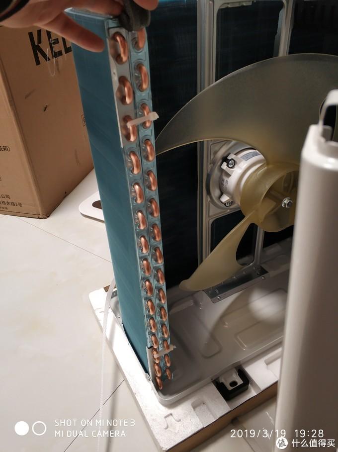 """""""科龙托""""又来了,可能是大妈上科龙三匹空调室外机(2N33)首拆"""